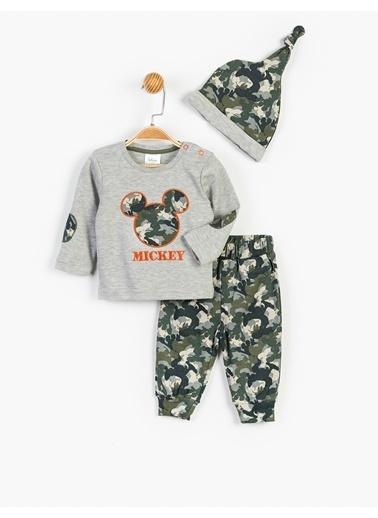 Mickey Mouse Set Gri